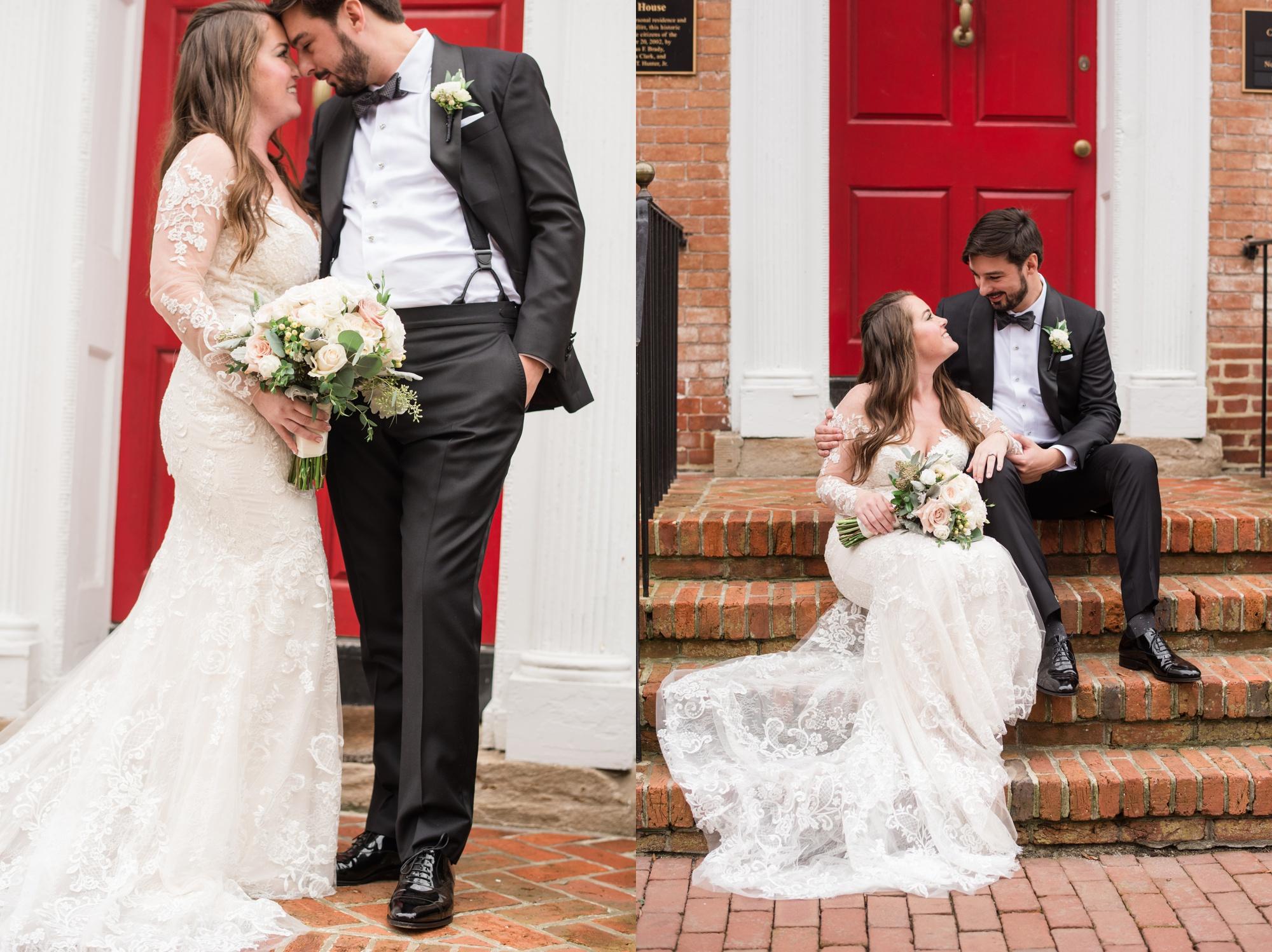 Bullet House Easton MD wedding photographer