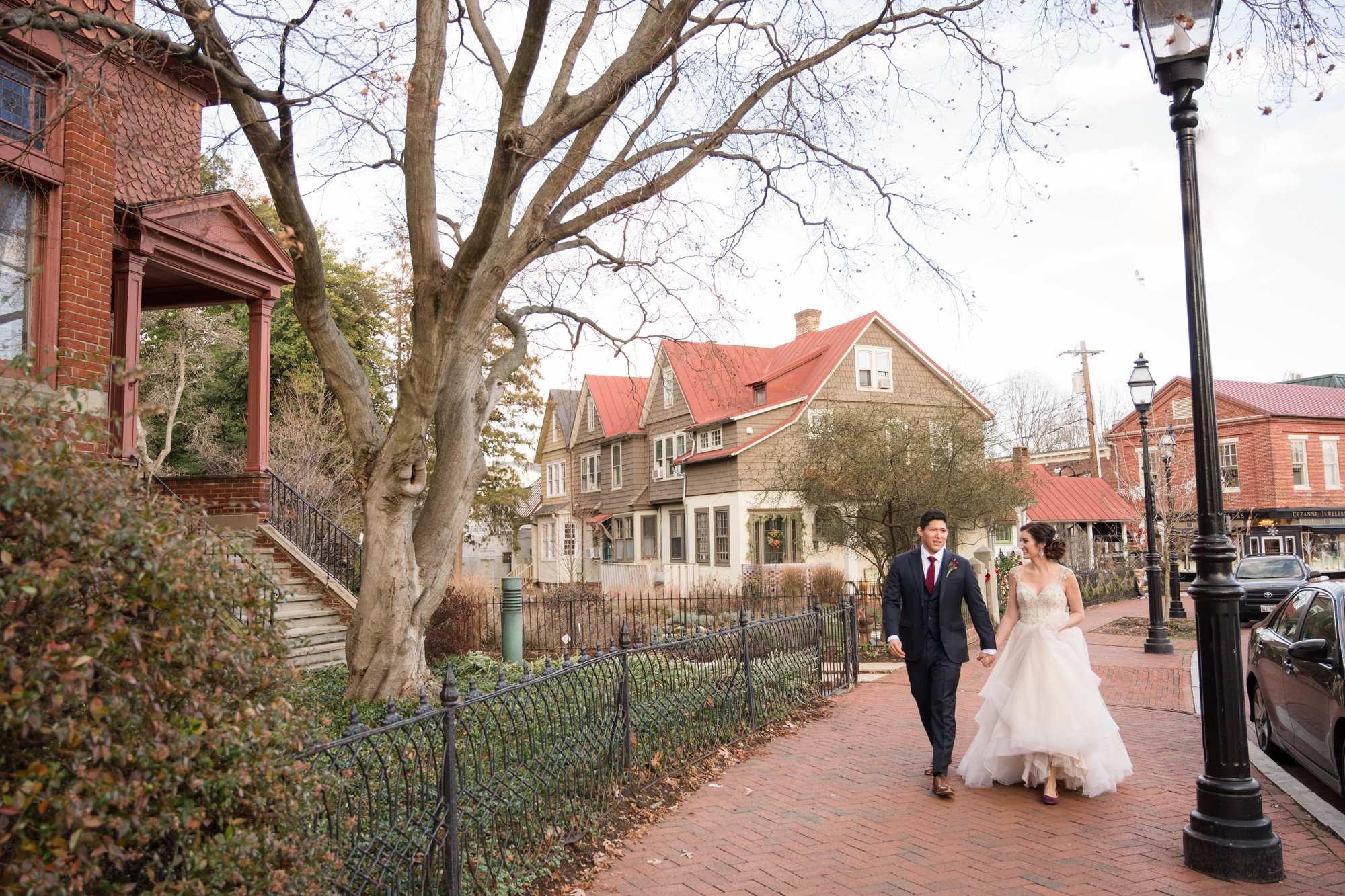 Historic Inns Governor Calvert House Wedding