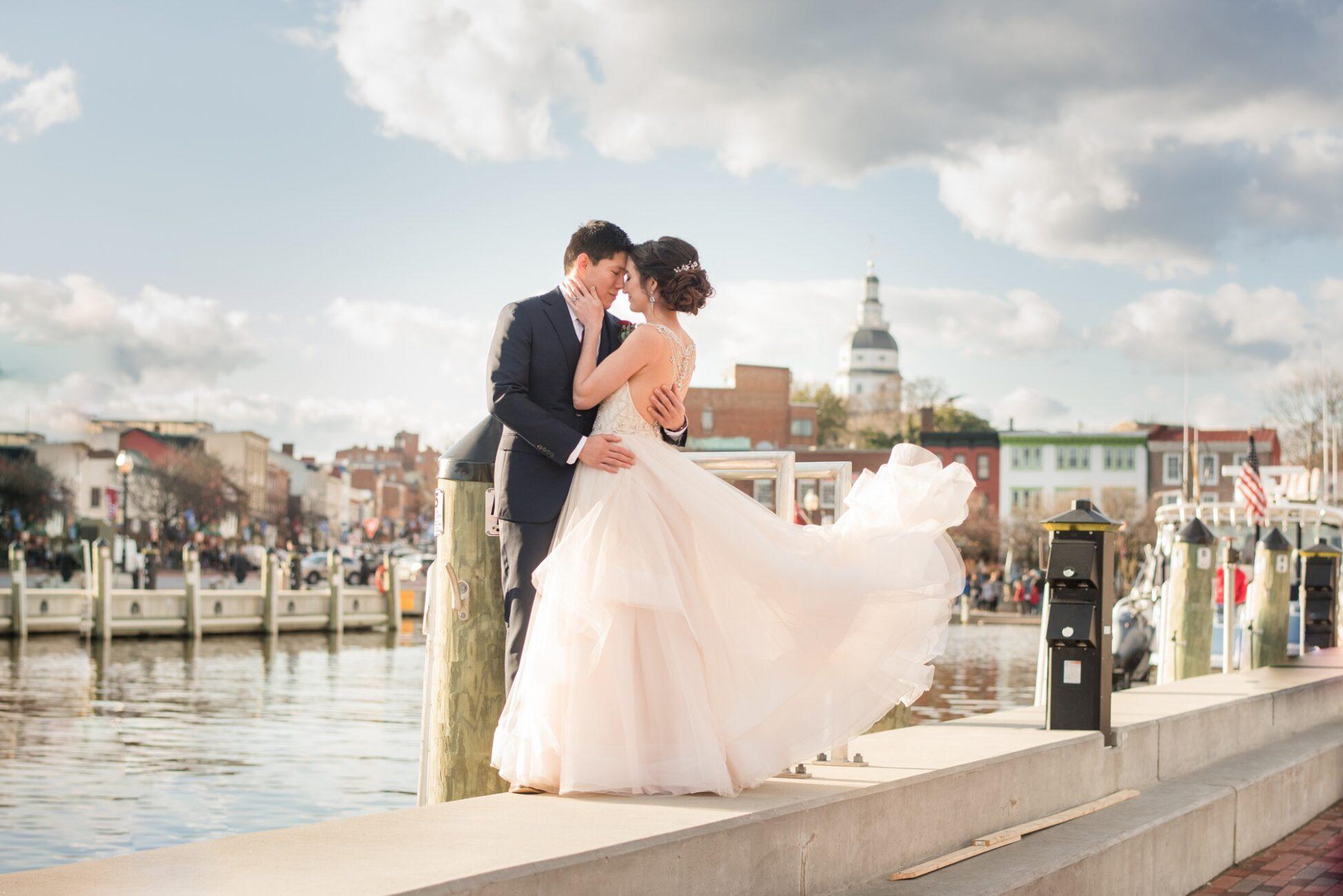 Historic Inns of Annapolis wedding