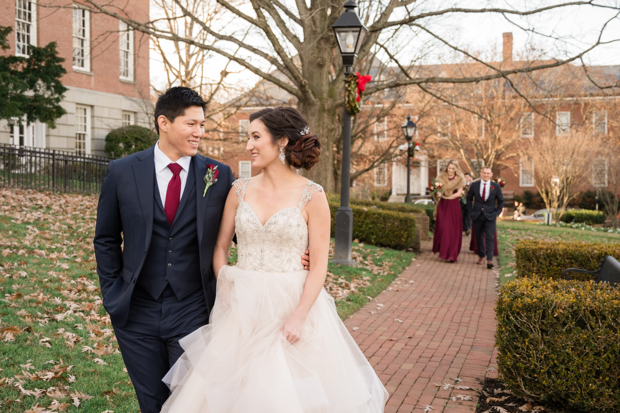 Historic Inns of Annapolis wedding