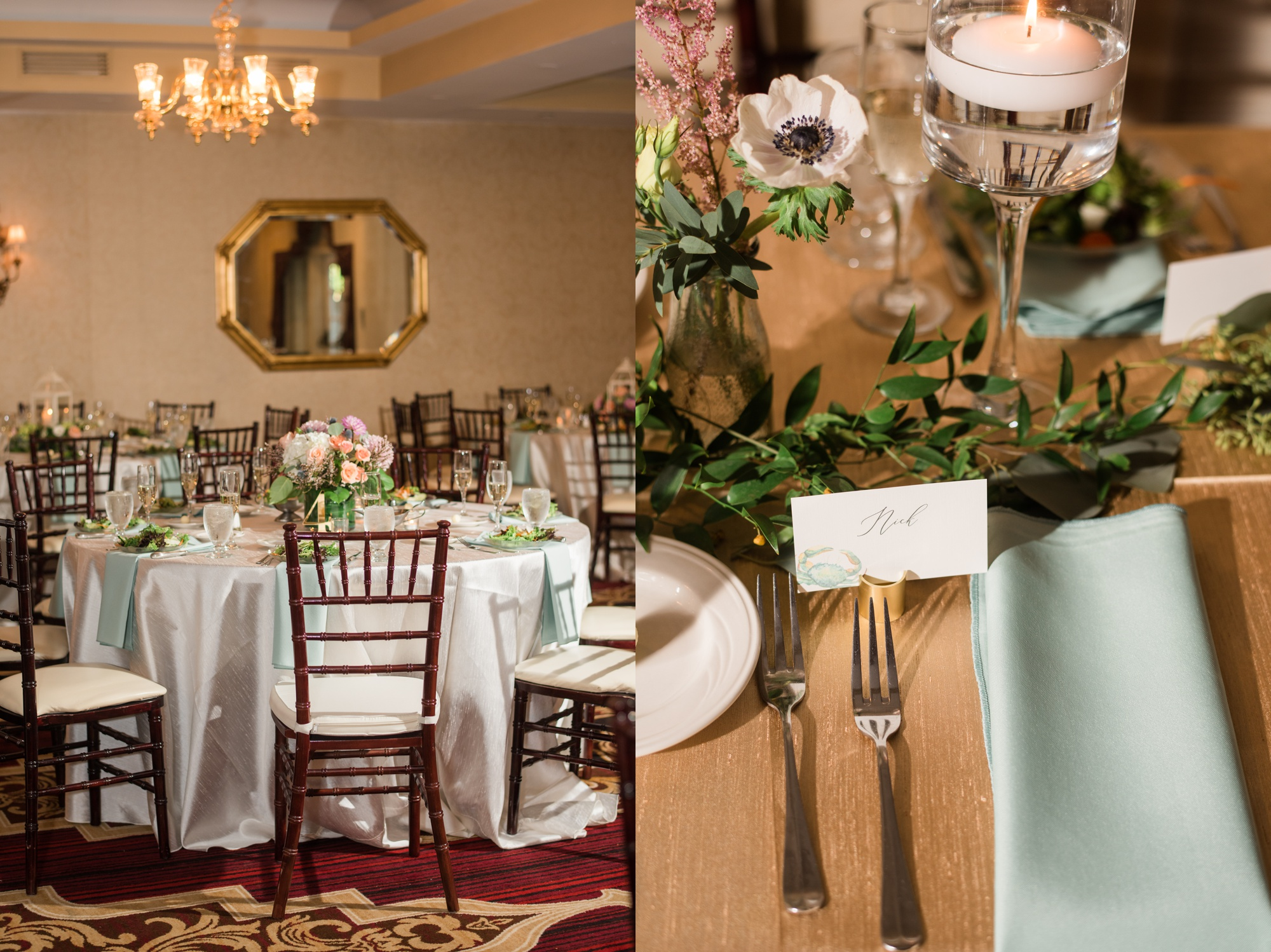 Historic Inns of Annapolis wedding details