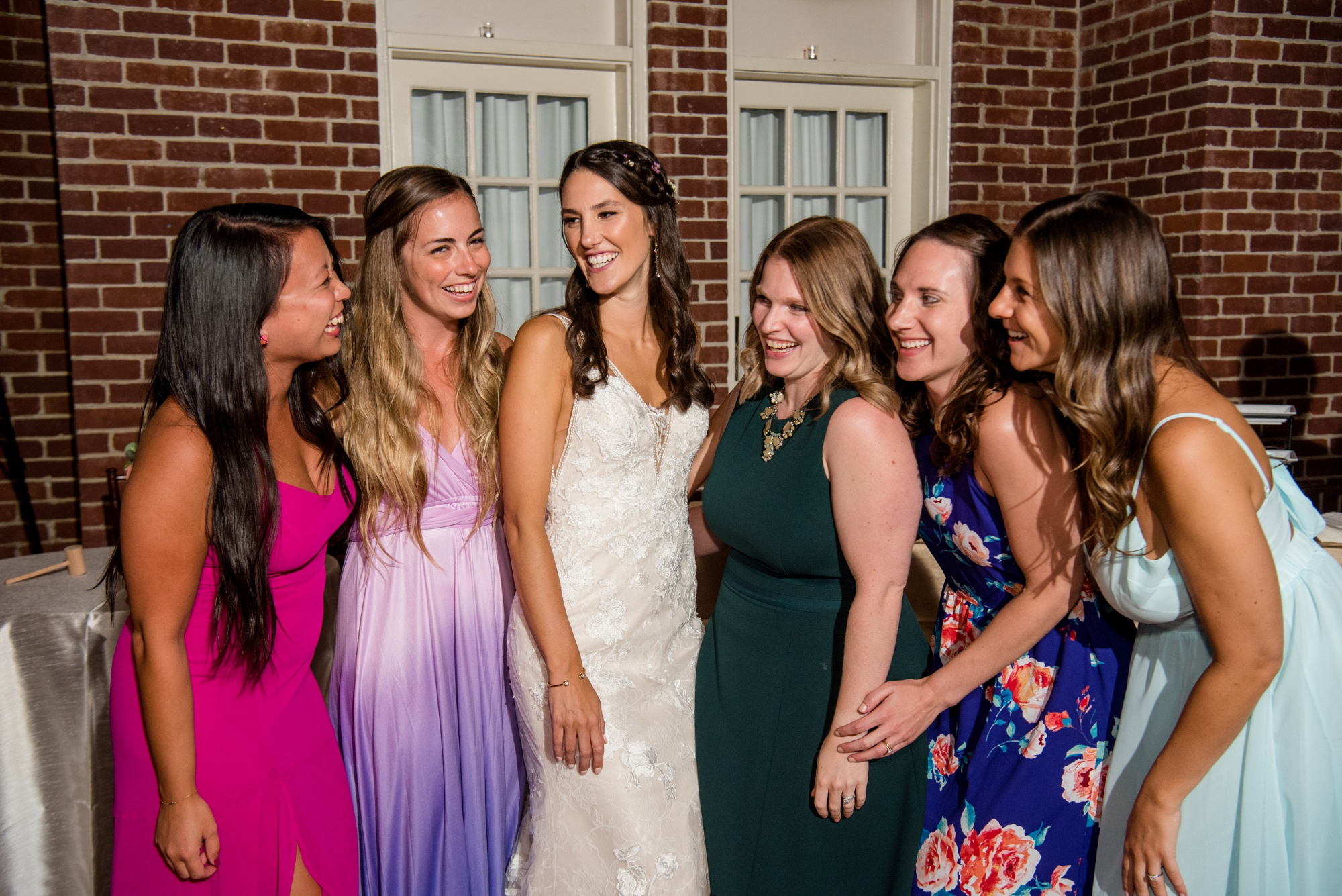 Historic Inns of Annapolis wedding reception