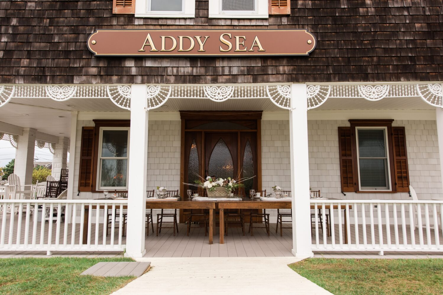 Addy Sea - Bethany Beach B&B business branding photography
