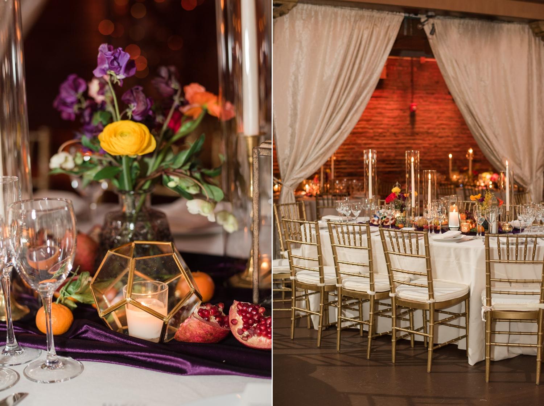 Angel Orensanz Wedding Mimosa Floral Vanda High Events