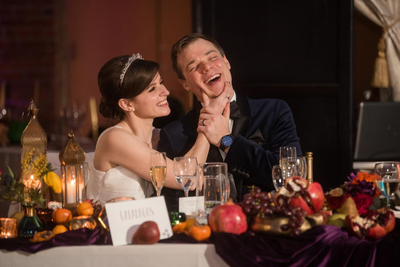 NYC Angel Orensanz Wedding reception