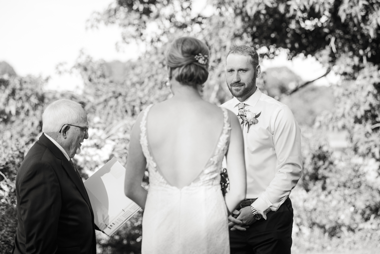 Southern Maryland Waterfront Micro Wedding