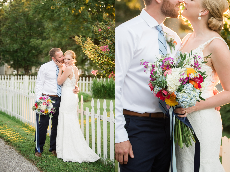 Couple's Neighborhood Micro wedding