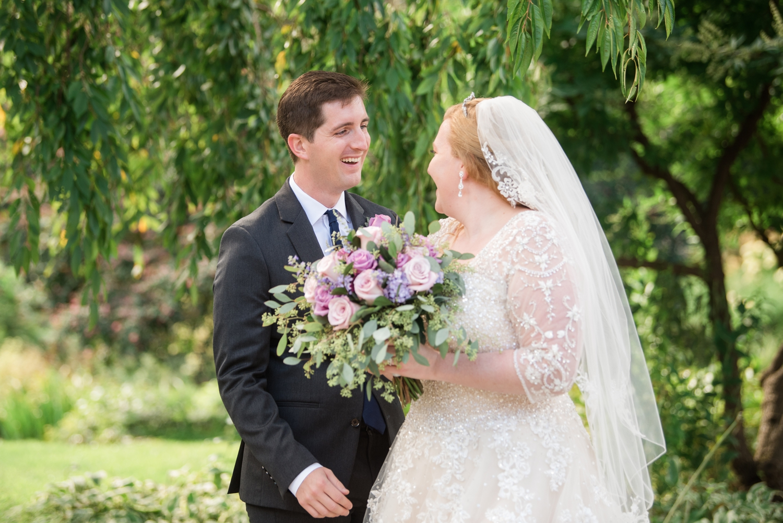 London Town Gardens Micro wedding