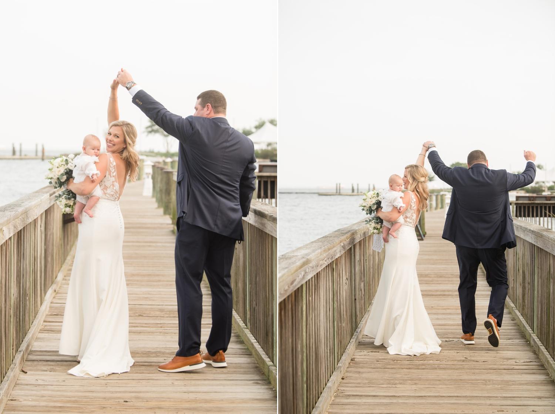covid mini wedding celebration Annapolis