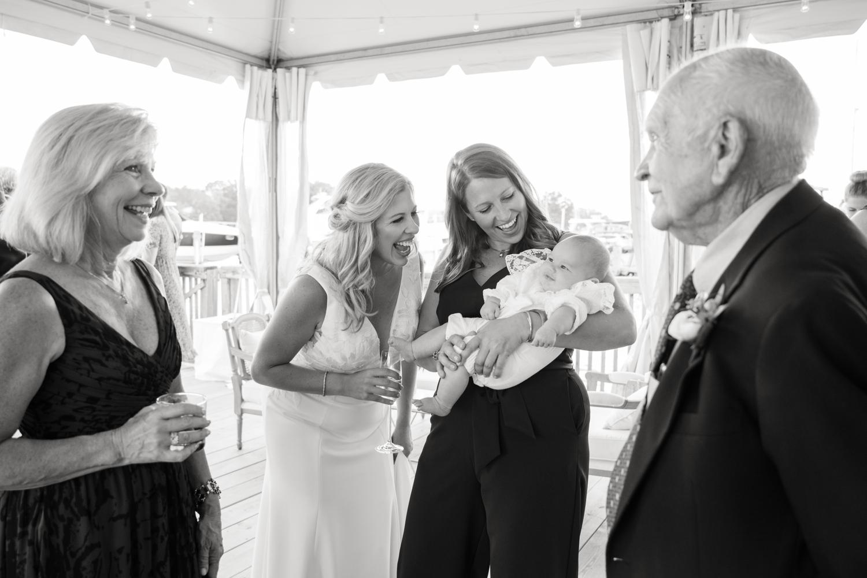 covid mini wedding celebration in Annapolis