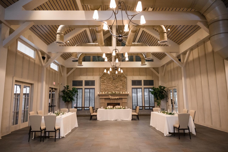 The Inn at the Chesapeake Bay Beach Club micro wedding