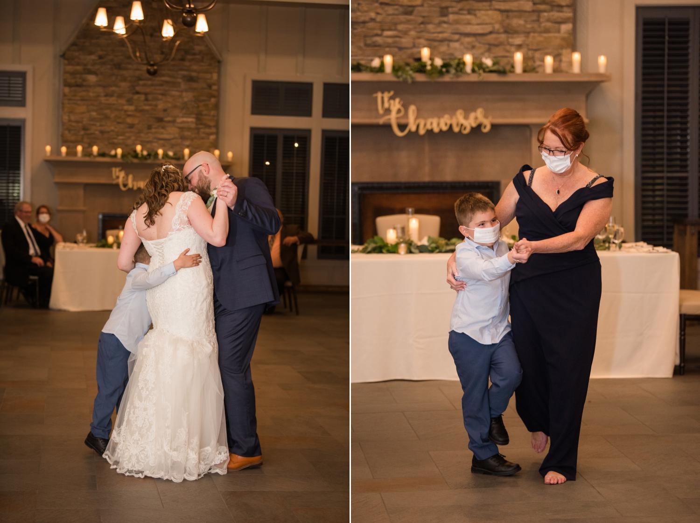 Eastern Shore Maryland micro wedding celebration
