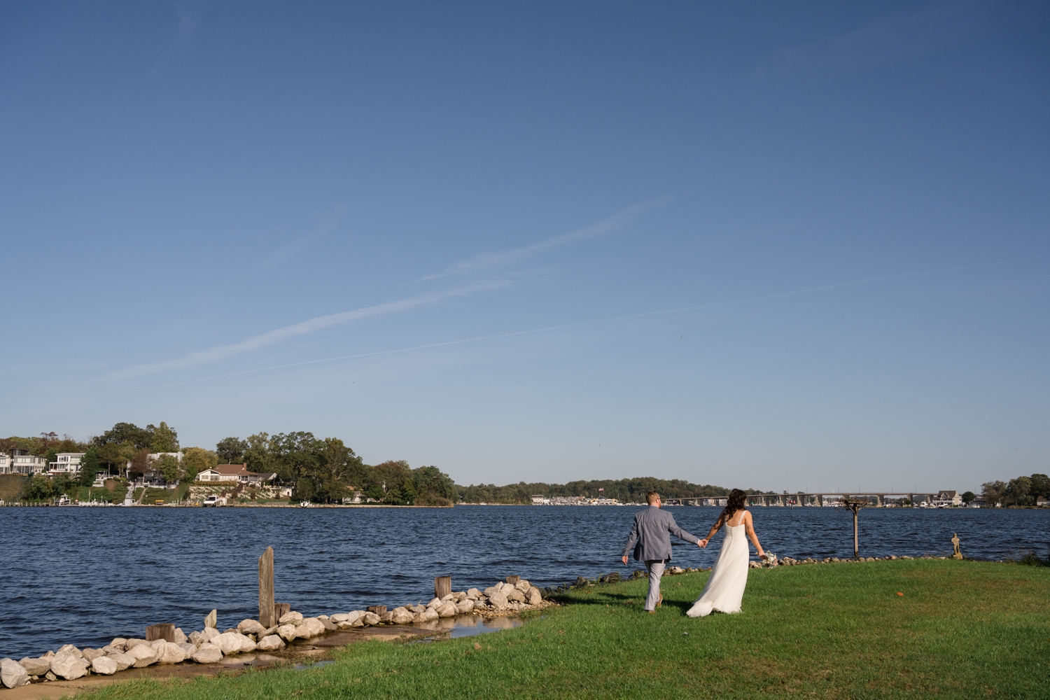 South River Micro Wedding in Maryland