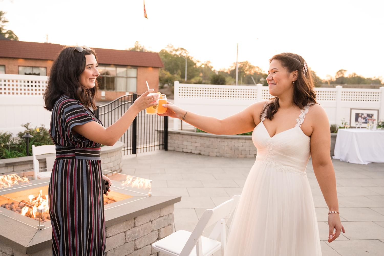 Annapolis Micro wedding celebration